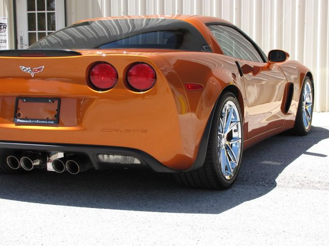 2009 Chevrolet Corvette Z06 w/3LZ Jacksonville , FL 16