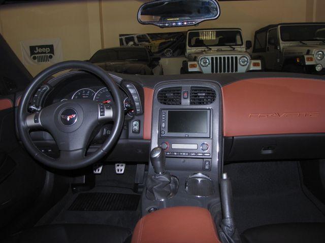 2009 Chevrolet Corvette Z06 w/3LZ Jacksonville , FL 22