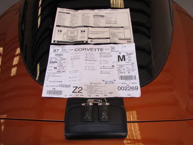 2009 Chevrolet Corvette Z06 w/3LZ Jacksonville , FL 34