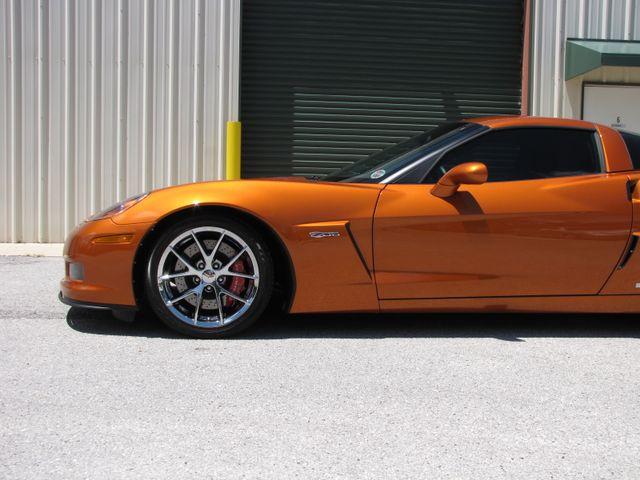 2009 Chevrolet Corvette Z06 w/3LZ Jacksonville , FL 5