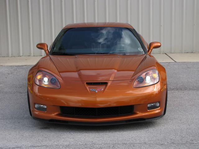 2009 Chevrolet Corvette Z06 w/3LZ Jacksonville , FL 10