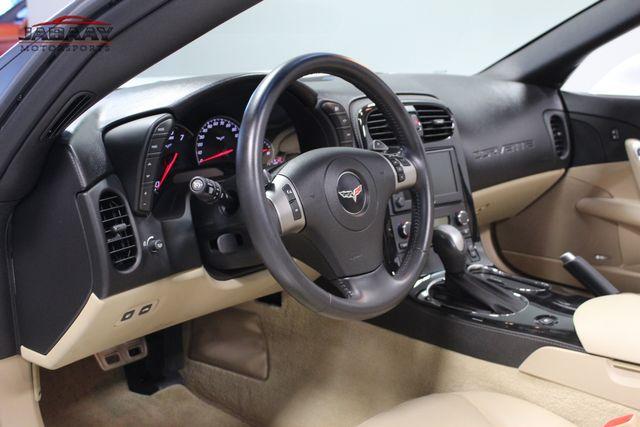 2009 Chevrolet Corvette w/3LT Merrillville, Indiana 10
