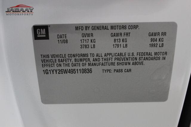 2009 Chevrolet Corvette w/3LT Merrillville, Indiana 50
