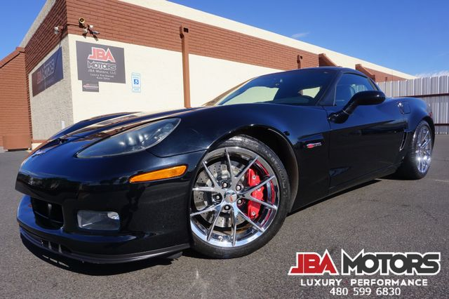 2009 Chevrolet Corvette Z06 3LZ Coupe | MESA, AZ | JBA MOTORS in MESA AZ