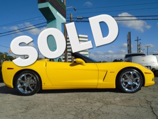 2009 Chevrolet Corvette w/2LT HERTZ ZHZ  1 OF 375 San Antonio, Texas