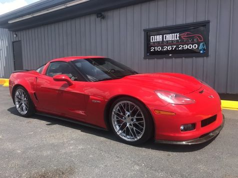 2009 Chevrolet Corvette Z06 in San Antonio, TX