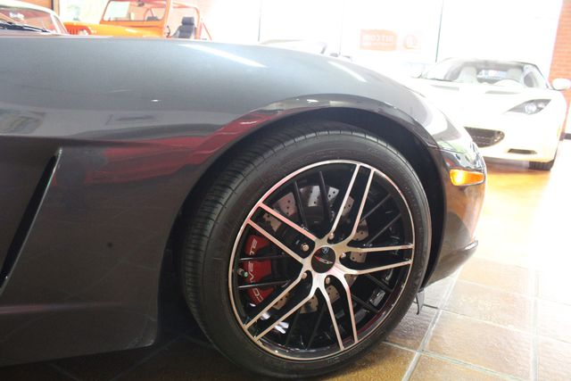 2009 Chevrolet Corvette w/1LT San Diego, California 33