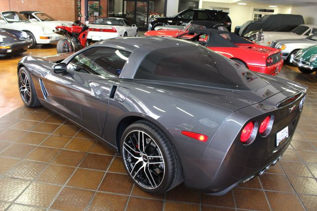 2009 Chevrolet Corvette w/1LT San Diego, California 249