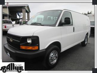 2009 Chevrolet Express Cargo Van Burlington, WA