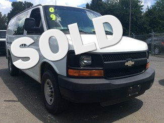 2009 Chevrolet Express Cargo Van CHARLOTTE, North Carolina