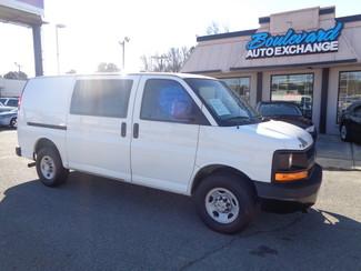 2009 Chevrolet Express Cargo Van Charlotte, North Carolina 1