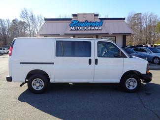 2009 Chevrolet Express Cargo Van Charlotte, North Carolina 2