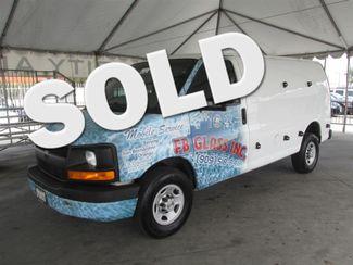 2009 Chevrolet Express Cargo Van Gardena, California