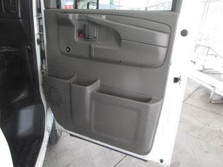 2009 Chevrolet Express Cargo Van Gardena, California 11
