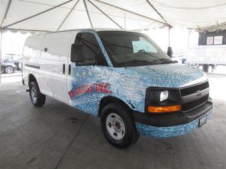 2009 Chevrolet Express Cargo Van Gardena, California 3