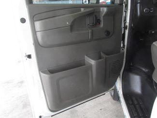 2009 Chevrolet Express Cargo Van Gardena, California 8