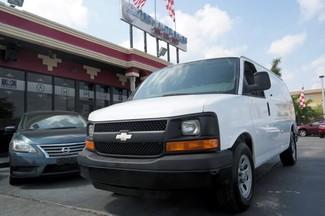 2009 Chevrolet Express Cargo Van Hialeah, Florida