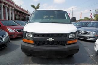 2009 Chevrolet Express Cargo Van Hialeah, Florida 1