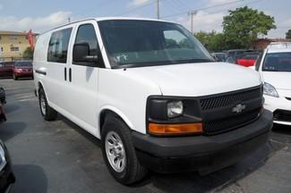 2009 Chevrolet Express Cargo Van Hialeah, Florida 2
