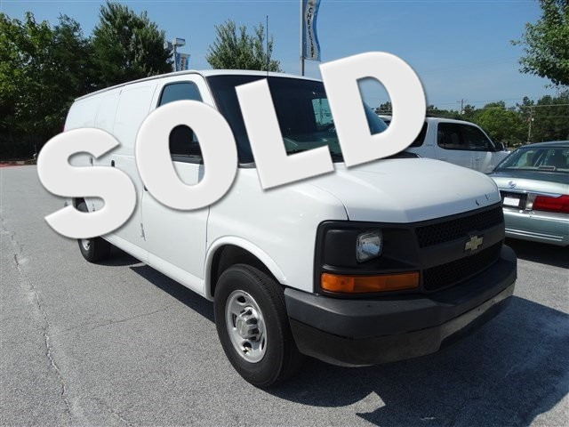 2009 Chevrolet Express Cargo Van Cargo Van SUPER SHARP DEFINATELY WORTH THE DRIVE YOU WILL NOT BE