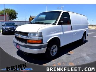2009 Chevrolet Express Cargo Van RWD 3500 135 | Lubbock, TX | Brink Fleet in Lubbock TX