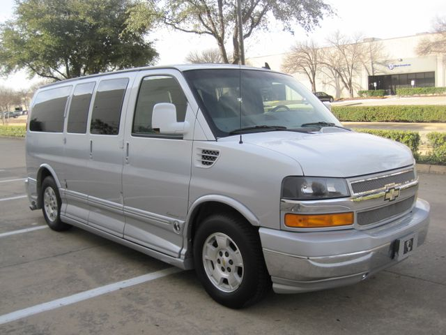 2009 Chevrolet Express, Conversion by Explorer. 1 Owner, Lo MIles, WOW. Plano, Texas 0