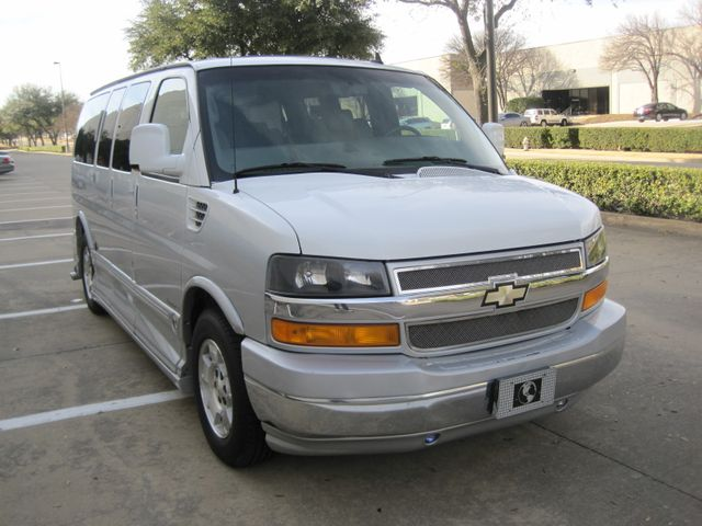 2009 Chevrolet Express, Conversion by Explorer. 1 Owner, Lo MIles, WOW. Plano, Texas 1