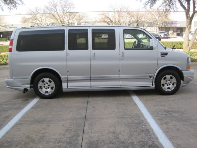 2009 Chevrolet Express, Conversion by Explorer. 1 Owner, Lo MIles, WOW. Plano, Texas 6
