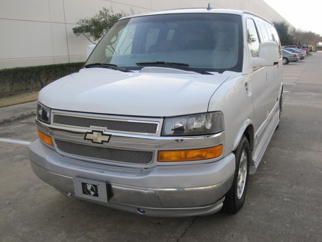 2009 Chevrolet Express, Conversion by Explorer. 1 Owner, Lo MIles, WOW. Plano, Texas 3