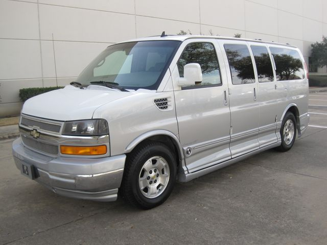 2009 Chevrolet Express, Conversion by Explorer. 1 Owner, Lo MIles, WOW. Plano, Texas 4