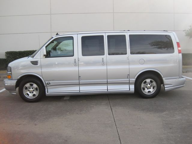 2009 Chevrolet Express, Conversion by Explorer. 1 Owner, Lo MIles, WOW. Plano, Texas 5