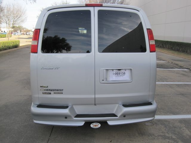 2009 Chevrolet Express, Conversion by Explorer. 1 Owner, Lo MIles, WOW. Plano, Texas 9