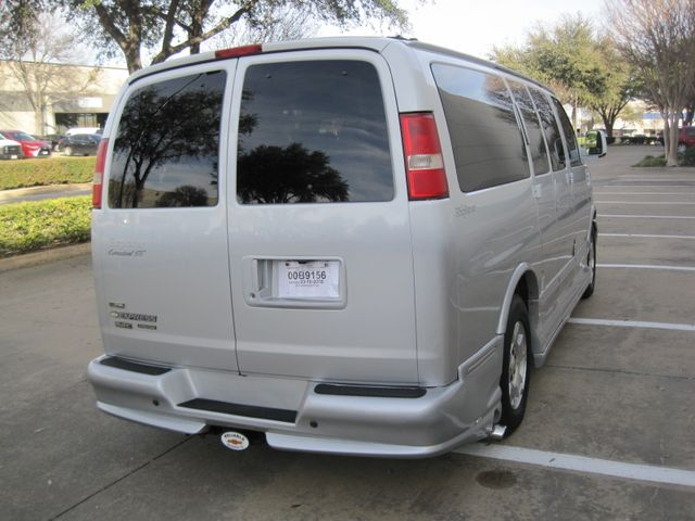 2009 Chevrolet Express, Conversion by Explorer. 1 Owner, Lo MIles, WOW. Plano, Texas 10