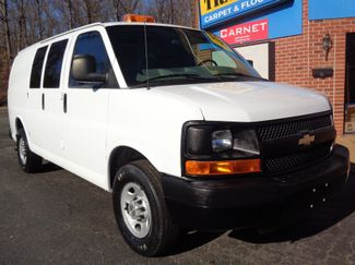 2009 Chevrolet Express Cargo Van 3500 LOW MILES SIDE DOORS EXC COND TOW Richmond, Virginia 36