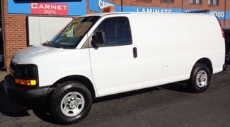2009 Chevrolet Express Cargo Van 3500 LOW MILES SIDE DOORS EXC COND TOW Richmond, Virginia 42