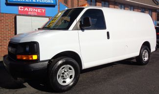 2009 Chevrolet Express Cargo Van 3500 LOW MILES SIDE DOORS EXC COND TOW Richmond, Virginia 1