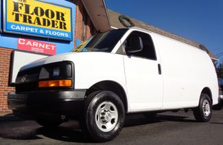 2009 Chevrolet Express Cargo Van 3500 LOW MILES SIDE DOORS EXC COND TOW Richmond, Virginia 50