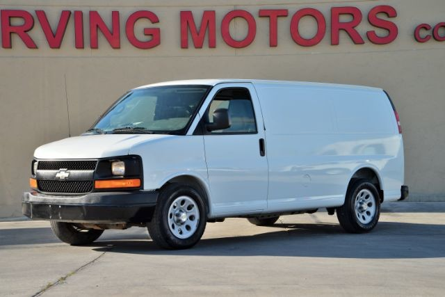 2009 Chevrolet Express Cargo Van 1500 Cargo San Antonio , Texas 1