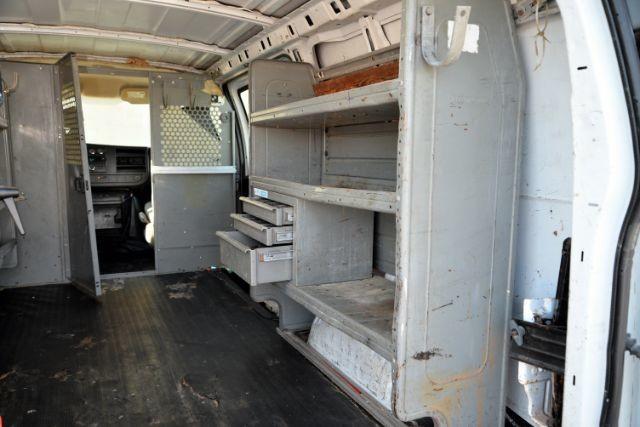 2009 Chevrolet Express Cargo Van 1500 Cargo San Antonio , Texas 12