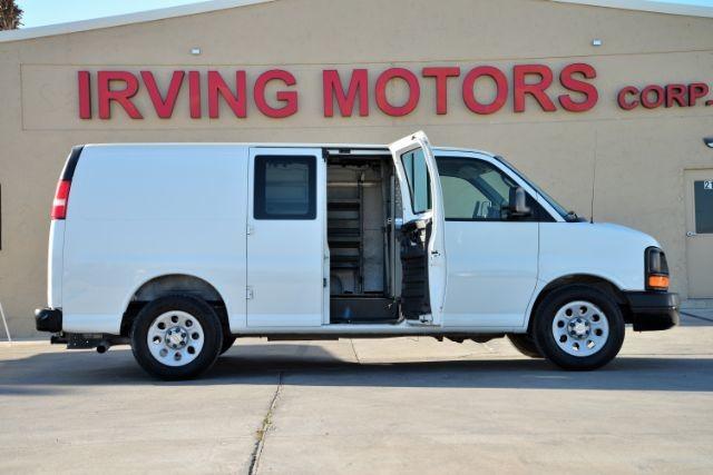 2009 Chevrolet Express Cargo Van 1500 Cargo San Antonio , Texas 5