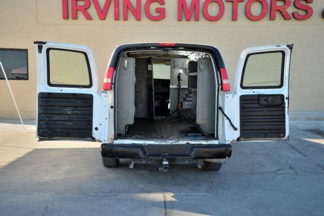 2009 Chevrolet Express Cargo Van 1500 Cargo San Antonio , Texas 8