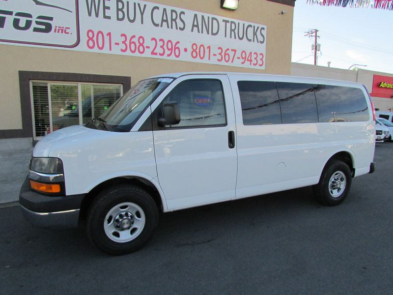 2009 Chevrolet Express Passenger LT  city Utah  Autos Inc  in , Utah