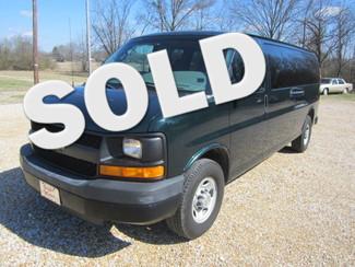 2009 Chevrolet Express Passenger 15 passanger Houston, Mississippi