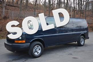 2009 Chevrolet Express 3500 Passenger Naugatuck, Connecticut