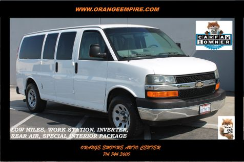 2009 Chevrolet Express Passenger  in Orange, CA