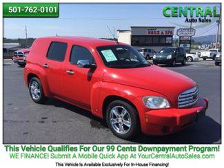2009 Chevrolet HHR LT w/1LT | Hot Springs, AR | Central Auto Sales in Hot Springs AR