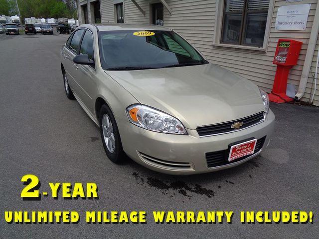 2009 Chevrolet Impala 35L LT  city NY  Barrys Auto Center  in Brockport, NY