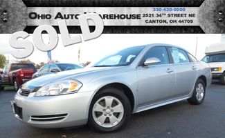2009 Chevrolet Impala LT V6 1-Owner Clean Carfax We Finance | Canton, Ohio | Ohio Auto Warehouse LLC in  Ohio