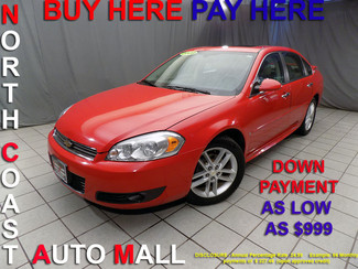 2009 Chevrolet Impala LTZ As low as $999 DOWN in Cleveland, Ohio