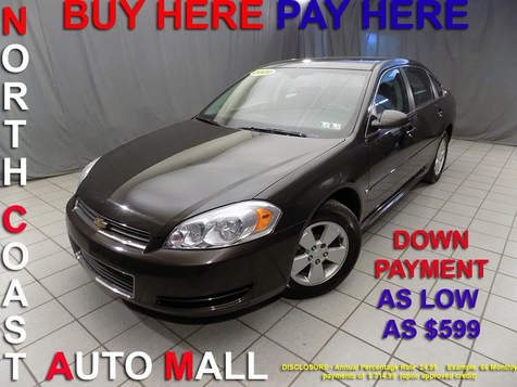 2009 Chevrolet Impala 3.5L LT As low as $599 DOWN in Cleveland, Ohio